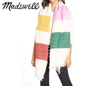 [Madewell] Multi-Stripe Scarf